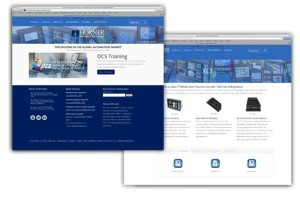 Horner Automation Group Web Site