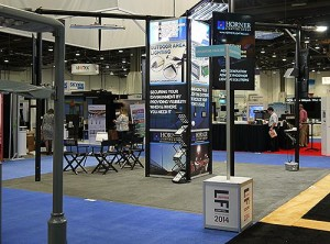 LFI Trade Show Booth and Panel Design 2014