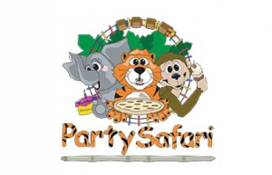 Party Safari Logo Design