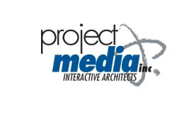 Project Media Inc. Logo Design and Corporate Branding