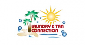 Laundry and Tan Connection Logo Design and Corporate Branding