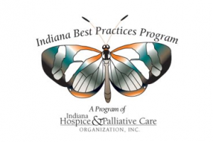 Indiana Hospice and Palliative Care Organization, Inc. - Logo Design