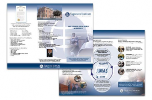 Sagamore Institute for Policy Research Brochure