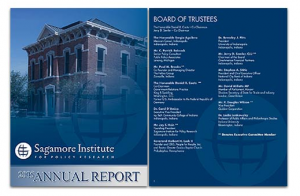 Sagamore Institute for Policy Research Annual Report
