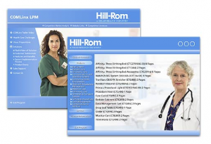 Hill-Rom COMLinx Documentation Library Interactive Training CD-ROM