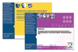 Kiwanis International Annual Report Interactive CD-ROM