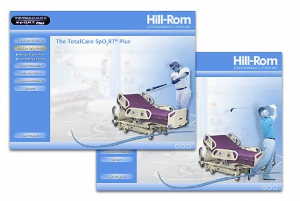 Hill-Rom Sport Plus Product Training Interactive CD-ROM