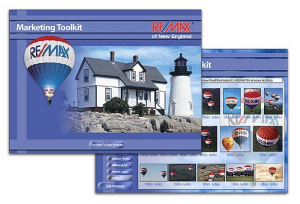 Remax National Image Library and Branding Interactive CD-Rom