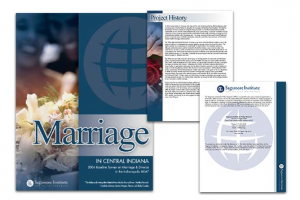 Sagamore Institute for Policy Research - Marriage Study Report