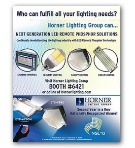 Lighting News Advertisement 2