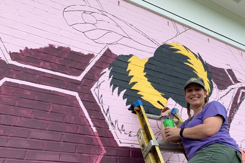 JCCF - Color the County Mural Program