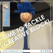 Top 5 Ways to Tackle Creative Block with a Twist! – Week 4