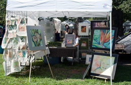 IAG Art in the Park