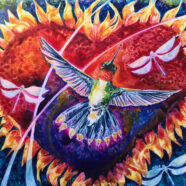 "Passionate Heart's Flame – ""WINGS OF INSPIRATION SERIES"""