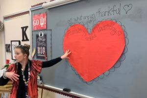 Thankful Thoughts Thursday (PBIS)